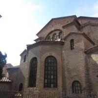 Basilica di San Vitale - dettaglio esterno - Ebe94 - Ravenna (RA)