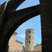SantApollinareNuovoCampanile NLM (2) - NikyLovesMonuments - Ravenna (RA)