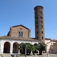 Ravenna, sant'apollinare nuovo, ext. 01 - Sailko - Ravenna (RA)