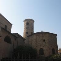 Esterno battistero - Lstorato - Ravenna (RA)