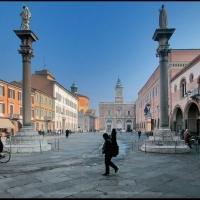 Ravenna- Piazza del Popolo - Franco Musa - Ravenna (RA)