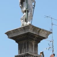 Ravenna, piazza del popolo, colonne di pietro lombardo, 1483, 03 - Sailko - Ravenna (RA)