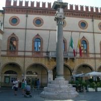 Piazza del Popolo - La colonna - Bebetta25 - Ravenna (RA)