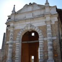 Porta serrata 1 - Carlotta Benini - Ravenna (RA)