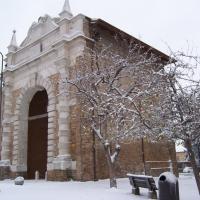 Porta serrata - Trama - Ravenna (RA)