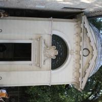 Tomba di Dante in lontananza - Alessandro Gennari - Ravenna (RA)