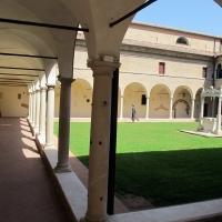 Ravenna, s. francesco, ext., chiostro 01 - Sailko - Ravenna (RA)