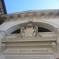 Tomba di Dante Alighieri - dettaglio - Ebe94 - Ravenna (RA)