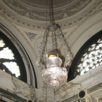 Lampada tomba Dante - Lstorato - Ravenna (RA)