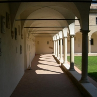 Via Dante Alighieri - Chiostro lato Nord - Bebetta25 - Ravenna (RA)