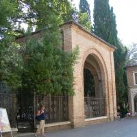 Via Guido da Polenta - Portico dei Sarcofagi - Bebetta25 - Ravenna (RA)