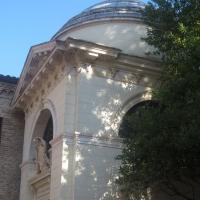 Tomba di Dante Alighieri - luci e ombre - Ebe94 - Ravenna (RA)