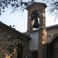 Particolare convento adiacente tomba Dante - Lstorato - Ravenna (RA)