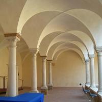 Via Dante Alighieri - Chiostro lato Ovest - Bebetta25 - Ravenna (RA)