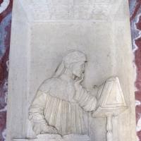 Tomba di dante, interno, rilievo di pietro lombardo - Sailko - Ravenna (RA)