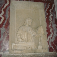 Particolare tomba di Dante - Keleok - Ravenna (RA)