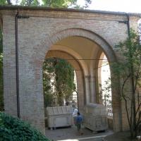 Zona Dantesca - I Sarcofagi dalla scala - Bebetta25 - Ravenna (RA)