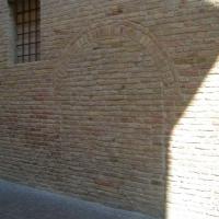 Via Dante Alighieri - Dettaglio chiusura arco - Bebetta25 - Ravenna (RA)