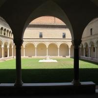 Ravenna, s. francesco, ext., chiostro 02 - Sailko - Ravenna (RA)