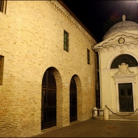 Ravenna Sepolcro di Dante Alighieri notturno - Ediemme - Ravenna (RA)
