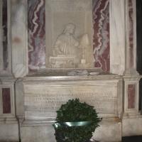 Interno tomba di Dante - Lstorato - Ravenna (RA)
