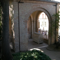 Zona Dantesca - Il Sarcofago visto dalla scala - Bebetta25 - Ravenna (RA)