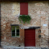 Particolare del mulino - Vincenzo Zaccaria - Castel Bolognese (RA)