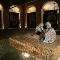 Allestimento in occasione del centenario della nascita di Angelo Biancini - Vincenzo Zaccaria - Castel Bolognese (RA)