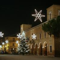 Luminarie durante le festività natalizie - Vincenzo Zaccaria - Castel Bolognese (RA)