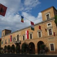 Bandiere e gonfaloni - Vincenzo Zaccaria - Castel Bolognese (RA)