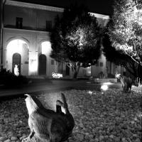 Allestimento in occasione della mostra di Angelo Biancini-Le forme della scultura 1994 - Vincenzo Zaccaria - Castel Bolognese (RA)