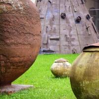 Giardino MIC Museo Internazionale delle Ceramiche Faenza - ClaudiaFM Romano - Faenza (RA)
