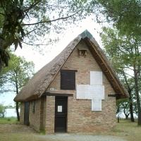 Capanno Garibaldi, facciata - Marco Musmeci - Ravenna (RA)