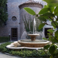 Fontana del giardino - Wikiangie14 - Ravenna (RA)