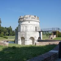 Mausoleum of Theodoric (Ravenna) 08 - Superchilum - Ravenna (RA)