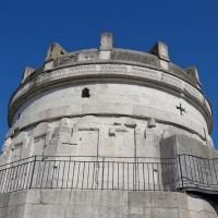 Mausoleum of Theodoric (Ravenna) 07 - Superchilum - Ravenna (RA)