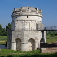 Mausoleum of Theodoric (Ravenna) 01 - Superchilum - Ravenna (RA)