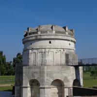 Mausoleum of Theodoric (Ravenna) 02 - Superchilum - Ravenna (RA)