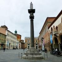 Piazza del Popolo e Residenza Comunale - 039014204-MIBAC - - Pascual gargiulo - Ravenna (RA)