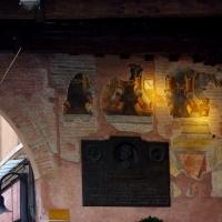 Affreschi della Residenza Comunale - Federfabbri - Ravenna (RA)
