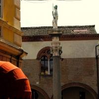 Colonna Veneziana con San Vitale - Federfabbri - Ravenna (RA)