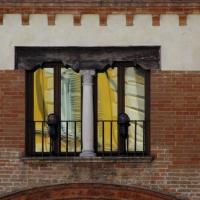 Riflessioni nel Palazzo del Municipio - Federfabbri - Ravenna (RA)