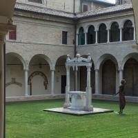 Secondo chiostro - Wikiangie14 - Ravenna (RA)