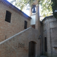 Campana a ricordo di Dante - Wikiangie14 - Ravenna (RA)