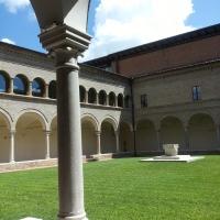 Primo chiostro - Wikiangie14 - Ravenna (RA)