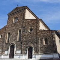 Facciata della cattedrale di San Pietro Apostolo - Matt.giocoliere - Faenza (RA)