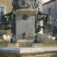 Fontana con spruzzi - Tecsis - Faenza (RA)