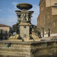 Fontana vista intera - Tecsis - Faenza (RA)