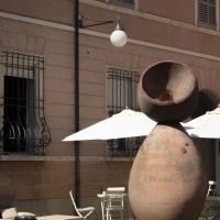 ?Anfora? - Museo all'aperto di opere di arte contemporanea - Matt.giocoliere - Faenza (RA)