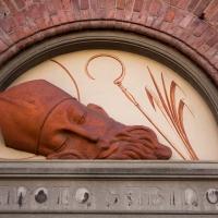 ?San Savino Decollato? - Museo all'aperto di opere di arte contemporanea - Matt.giocoliere - Faenza (RA)